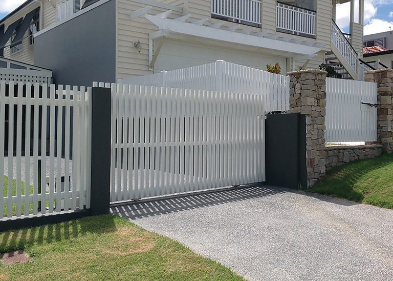 How much is an automatic gate in Gold Coast?